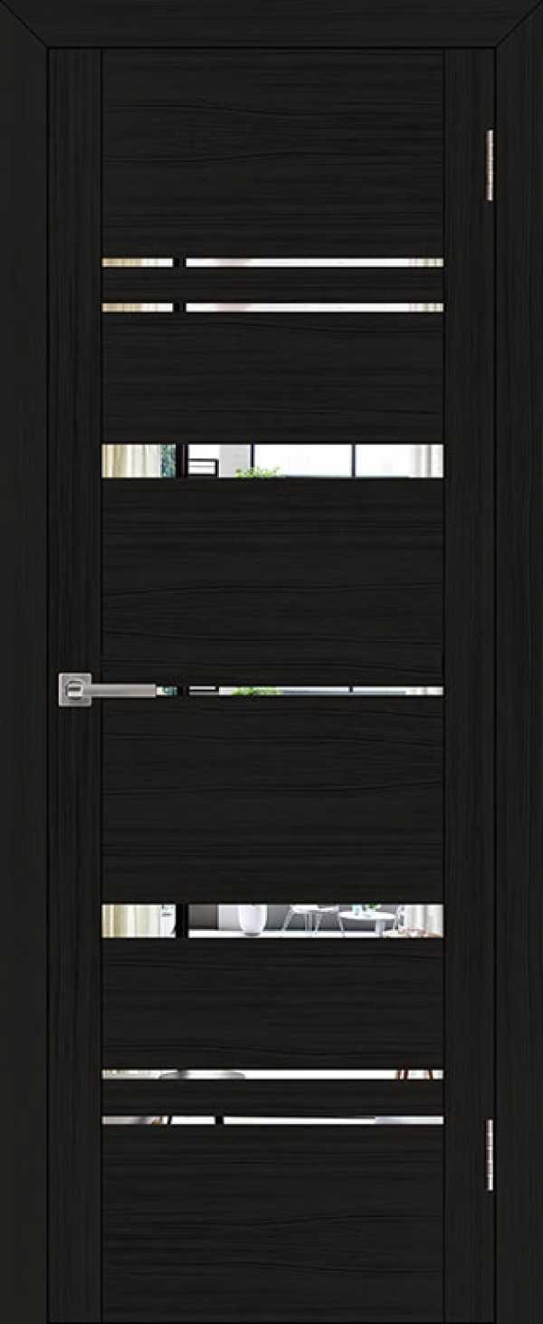 двери Uberture 30027 велюр шоко