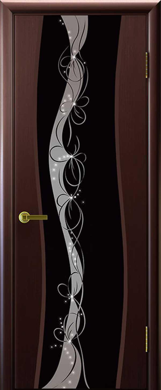 Ульяновские двери Камелия-2 венге