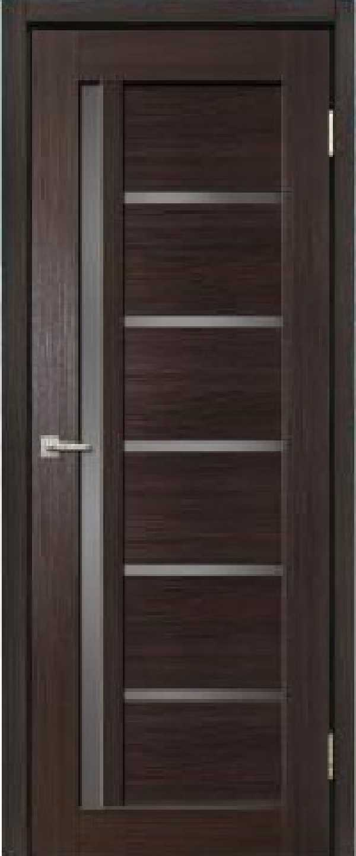 двери ДЕРА 693 Экошпон ВЕНГЕ