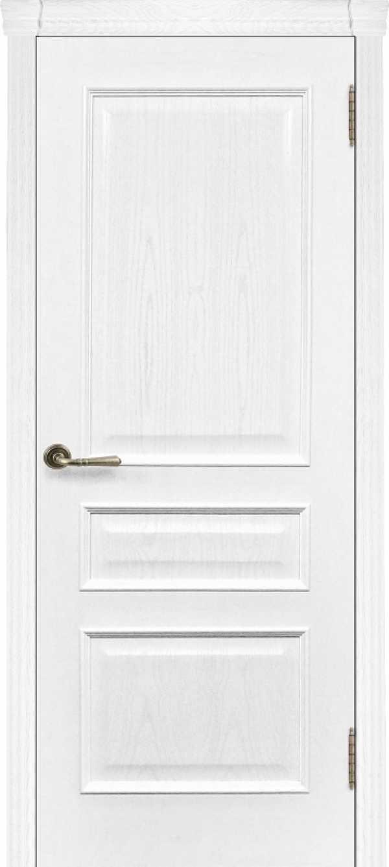 Дверь Милан ПГ жемчужный ясень