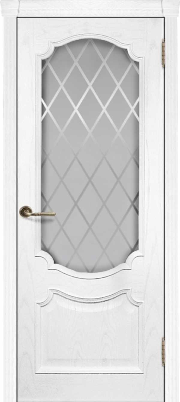 Ульяновские двери Монако ПО ясень жемчуг