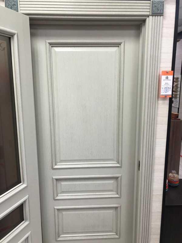 Двери PORTE VISTA Вена нефрит без стекла