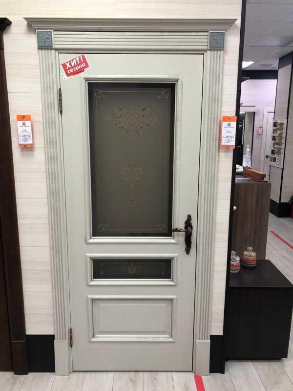 Двери PORTE VISTA Вена нефрит фото
