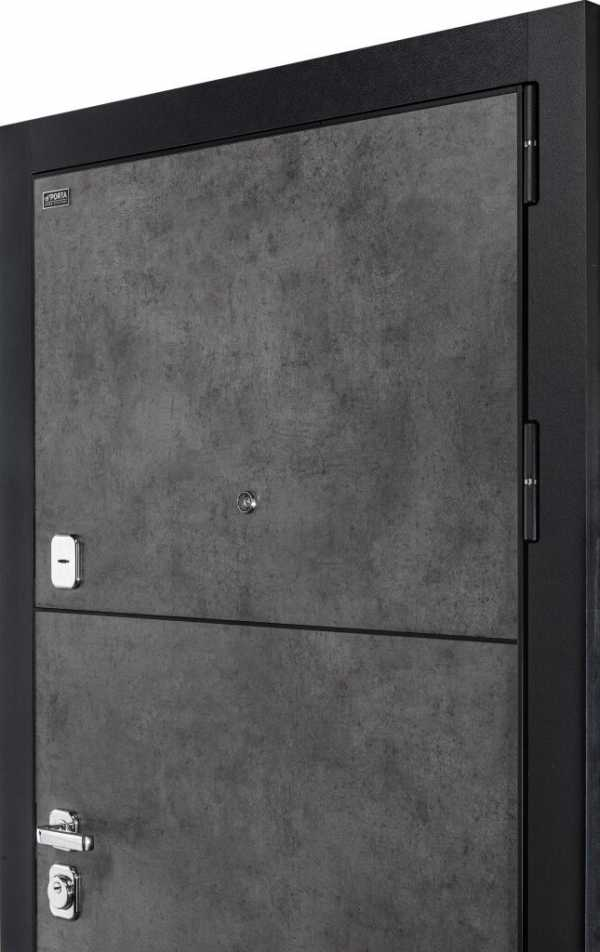 Входные двери Porta M-3 П50 Dark Concrete фасад