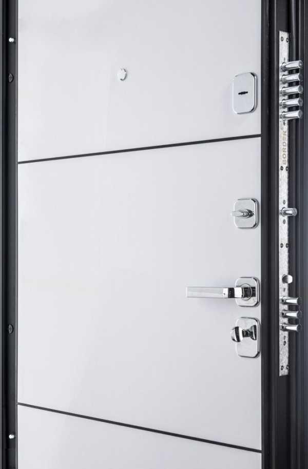Входные двери Porta M-3 П50 Dark Concrete накдадка Angel