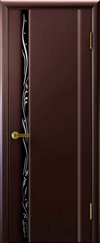 двери Эксклюзив-1 Венге