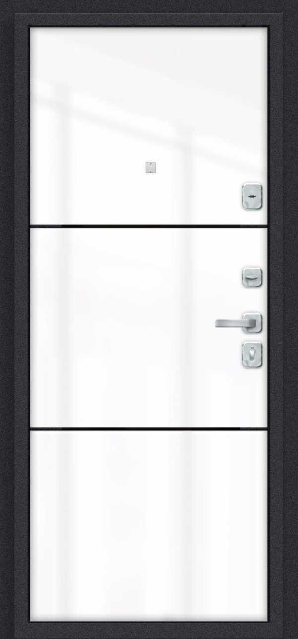 Входные двери Porta M-3 П50 Dark Concrete внутренняя накладка