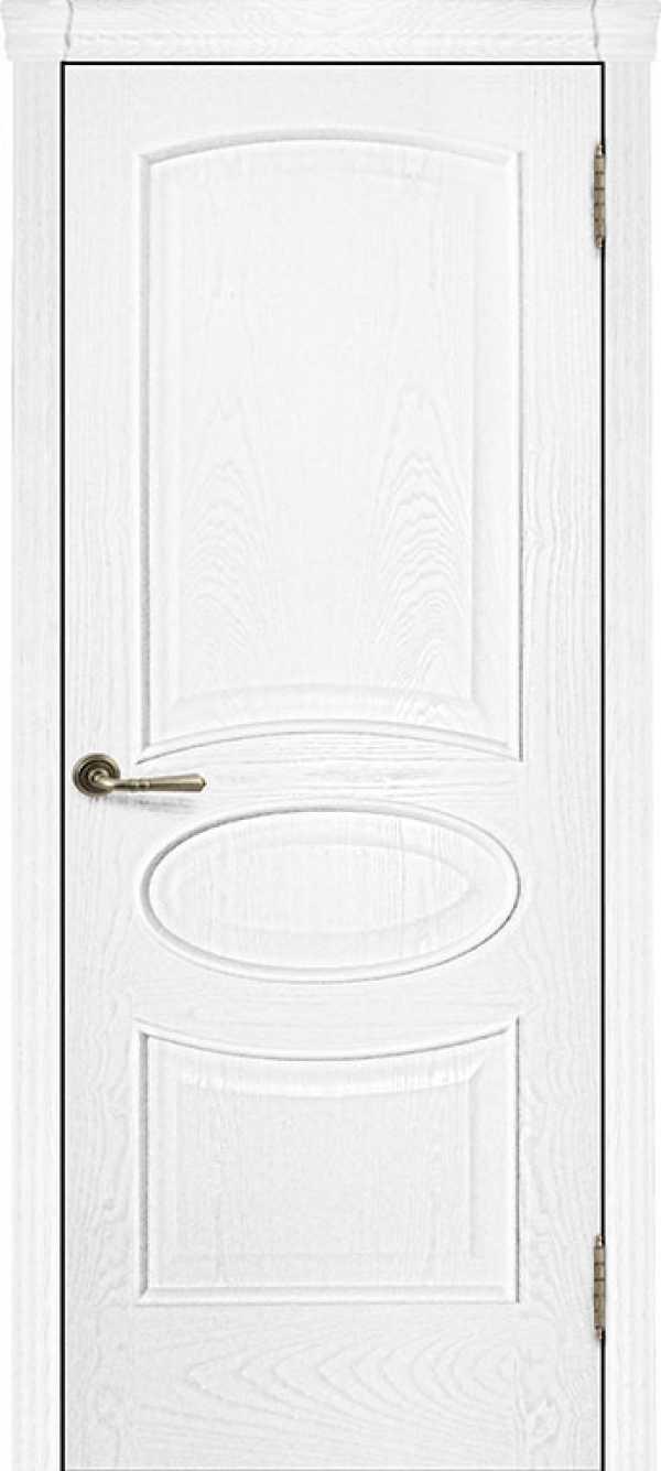 Ульяновские двери Оливия ПГ ясень жемчуг
