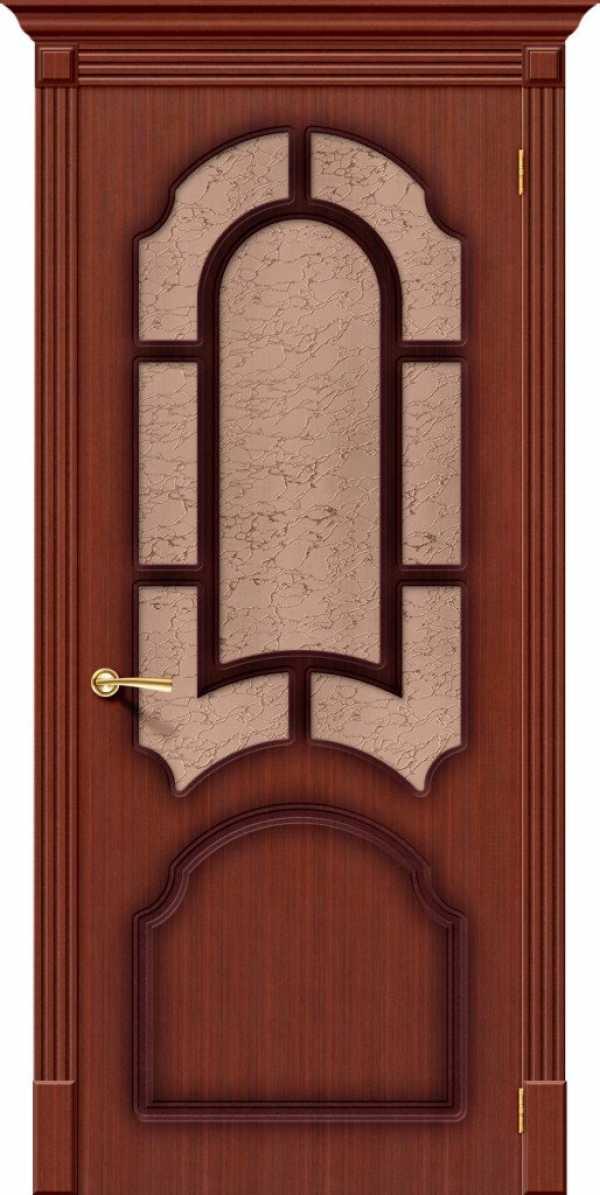 Дверь Соната стекло МАКОРЕ