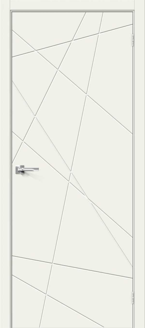 Дверь Граффити-5 Whitey