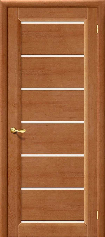 Дверь Вега М2 СВЕТЛЫЙ ЛАК