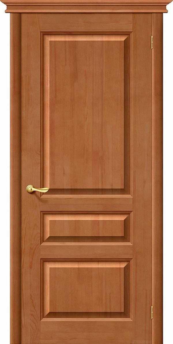 Дверь Вега М5 СВЕТЛЫЙ ЛАК
