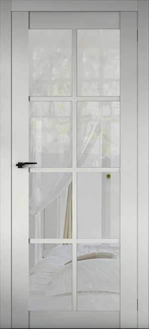 Двери Кобальт 22 стекло Рефлект