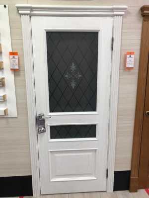 двери Милан ПО ясень жемчужный фото