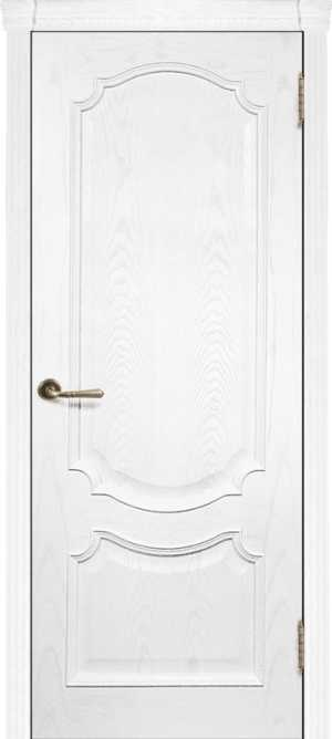 Ульяновские двери Монако ПГ ясень жемчуг