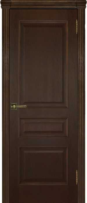 Ульяновские двери Милан ПГ орех