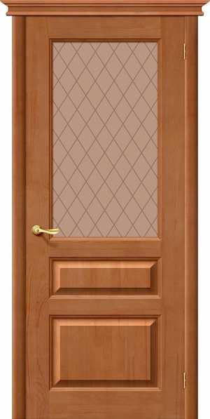 Дверь Вега М5 со стеклом